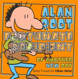 Alan Root's Fortunate Recipient CD Download