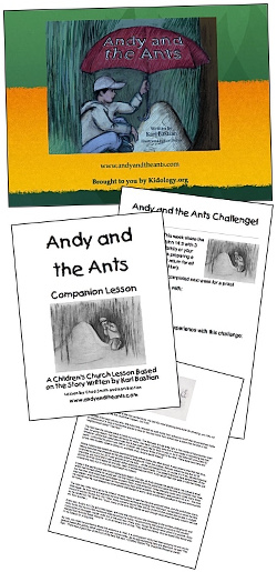 Andy and the Ants Companion Lesson