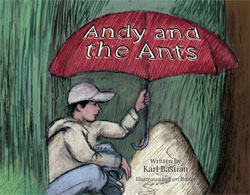 Andy and the Ants Children's Book (10 Pack)