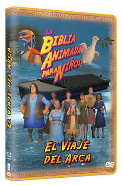 Animated Kids Bible Spanish Episode Download: Voyage of the Ark