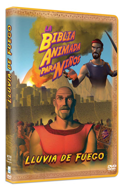 Animated Kids Bible Spanish Episode Download:<i> Rain of Fire</i>