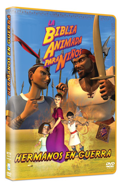 Animated Kids Bible Spanish Episode Download:<i> Brothers at War</i>