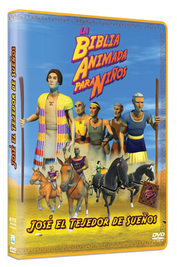 Animated Kids Bible Spanish Episode Download:<i> Joseph the Dream Reader</i>