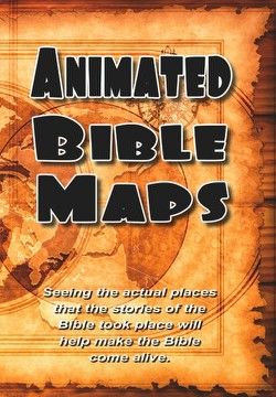 Awesome Video Stuff <i>Animated Bible Maps</i> DVD