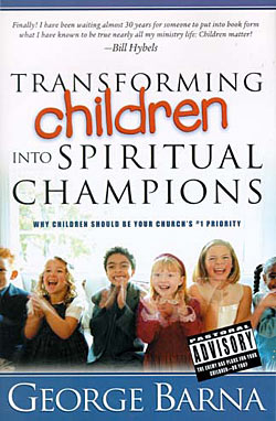 <i>Transforming Children Into Spiritual Champions</i>