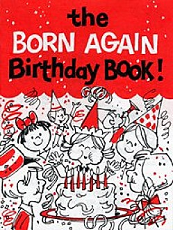 Born Again Birthday Books (Set of 50)