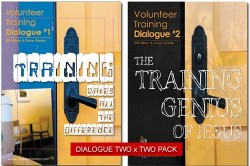 Cadre Ministries 2x2 Pack of Dialogues