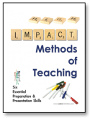 Cadre Ministries <i>High Impact Methods of Teaching</i> Training Book