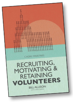 Cadre Ministries Recruiting, Motivating, and Retaining Volunteers