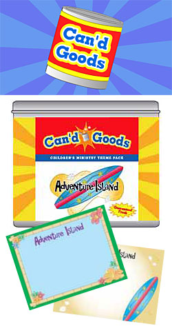 Can'd Goods: <i>Adventure Island Theme Pack</i> Download