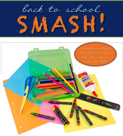 Childrens Church Stuff <i>Back to School Smash!</i> Extreme Party Plan (Download)