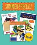 Childrens Church Stuff <i>Summer Special 3-Pack</i> Extreme Party Plans (Download)