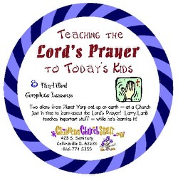 Childrens Church Stuff Teaching The Lord's Prayer to Today's Kids Kids Church Curriculum - Elementary (Download)
