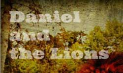 Childrens Church Stuff Daniel and the Lions Den Single Lesson Download