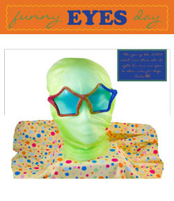 Childrens Church Stuff Funny Eyes Day Extreme Party Plan (Download)