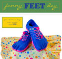 Childrens Church Stuff <i>Funny Feet Day</i> Extreme Party Plan (Download)