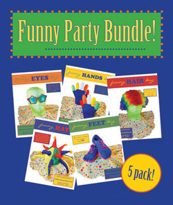 Childrens Church Stuff Funny Extreme Party 5-Pack (Download)