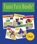 Childrens Church Stuff <i>Funny Extreme Party 5-Pack</i> (Download)