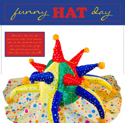 Childrens Church Stuff <i>Funny Hat Day</i> Extreme Party Plan (Download)