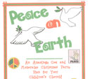 Childrens Church Stuff <i>Peace on Earth Day</i> Extreme Party Plan (Download)