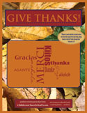 Childrens Church Stuff <i>Give Thanks Day</i> Extreme Party Plan (Download)