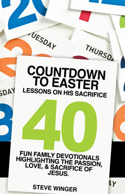 Countdown to Easter Book