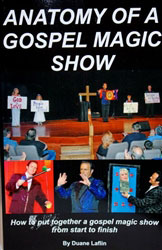 Laflin's Anatomy of a Gospel Magic Show Downloadable Book