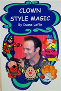 Laflin's<i> Clown Style Magic </i> Downloadable Book
