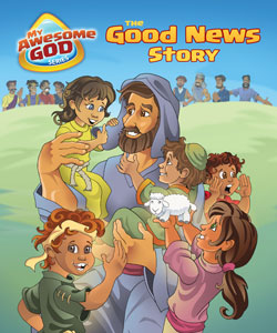 DiscipleLand Good News Story Booklet (set of 10)