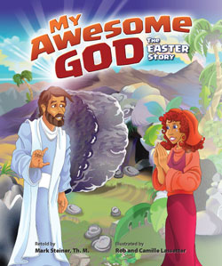 DiscipleLand My Awesome God - The Easter Story (100 Pack)
