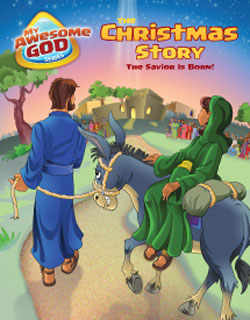DiscipleLand Christmas Story (set of 10)