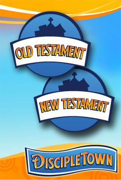 <i>DiscipleTown</i> Old Testament/New Testament Combo