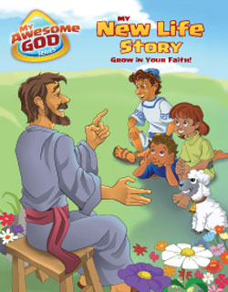 DiscipleLand My New Life Story (set of 50)
