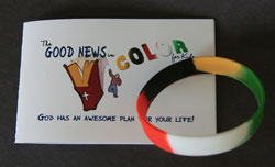 DiscipleZone Resources The Good News in Color  for Kids (100 kits)