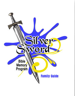DiscipleZone Resources SilverSword Bible Memory Program   for Kids