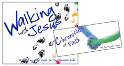 DiscipleZone Resources Walking with Jesus  for Kids