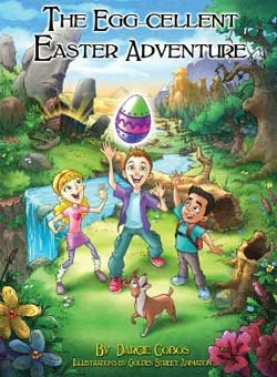 The Egg-cellent Easter Adventure Book