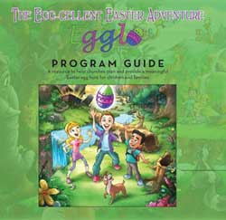 The Egg-cellent Easter Adventure  Program Guide