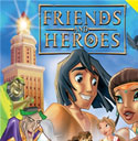 Friends and Heroes <i>DVD</i> Episodes 1 and 2