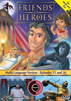 Friends and Heroes Episodes 35 and 36