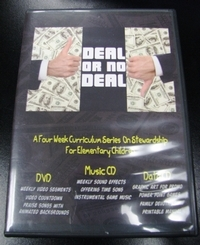 "High Voltage Kids Ministry: ""Deal or No Deal"""