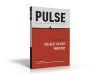 Pulse Book - Pumping Life Into Your Kids Ministry