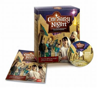 NEW! ONE STARRY NIGHT KIT--CHRISTMAS EVENT FOR FAMILIES