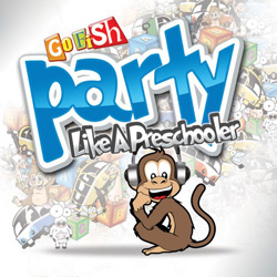 Go Fish  Party Like a Preschooler CD Download
