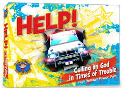 High Voltage Kids Ministry <i>Help!</i> Curriculum Pack (Download)
