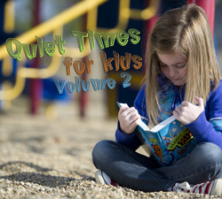 High Voltage Kids Ministry Quiet Times for Kids Volume Two CD