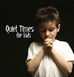 High Voltage Kids Ministry Quiet Times for Kids CD