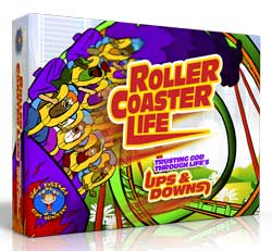 High Voltage Kids Ministry Roller Coaster Life Curriculum Download