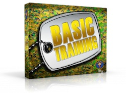 High Voltage Kids Ministry <i>Basic Training</i> Curriculum Download