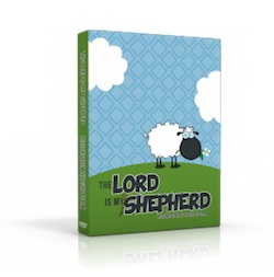 High Voltage Kids Ministry <i>The Lord Is My Shepherd</i> Curriculum Download